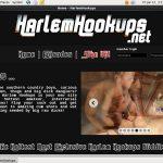 Harlem Hookups Accounts For Free