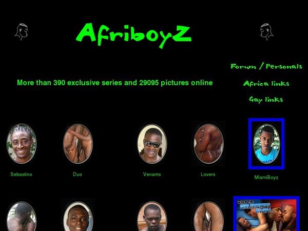 Register For Afriboyz