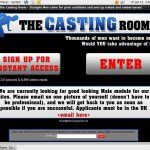 The Casting Room Password Account