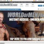 World Of Men Fans – Dallas Steele One Time Discount