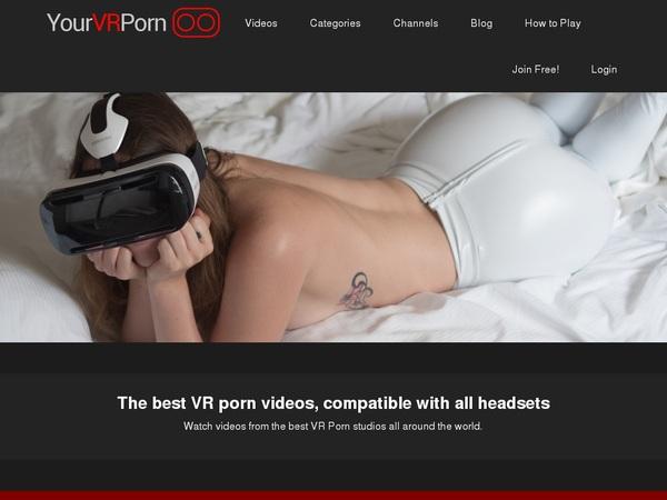 Your VR Porn Billing