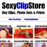 Site Rip Sexy Clip Store
