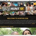 Hunt 4k Member Password
