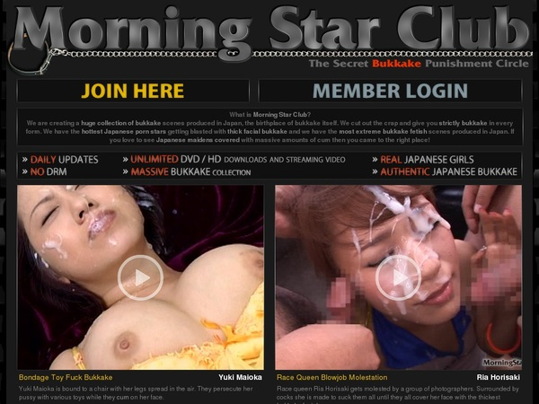 Morning Star Club Images