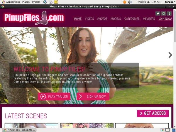 Pinupfiles.com Free Videos