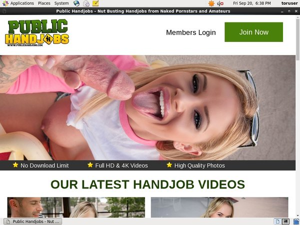 Free Public Handjobs Scenes