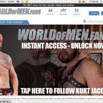 World Of Men Fans – Kurt Jacobs Discount Access