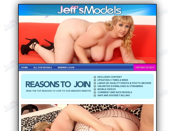 New Jeffsmodels.com Porn