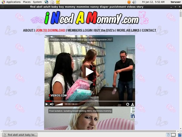 Ineedamommy.com User And Pass