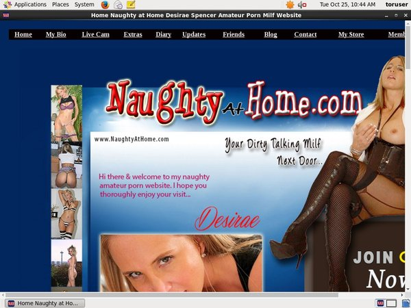 Free Naughtyathome.com Login Accounts