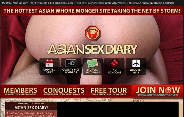 Asian Sex Diary 4k
