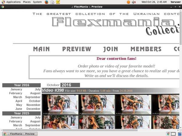 Collection.flex-mania.net Free Com