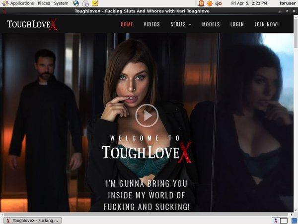 Toughlovex.com Strapon