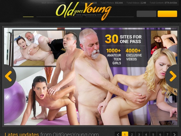 Old Goes Young Free Trials