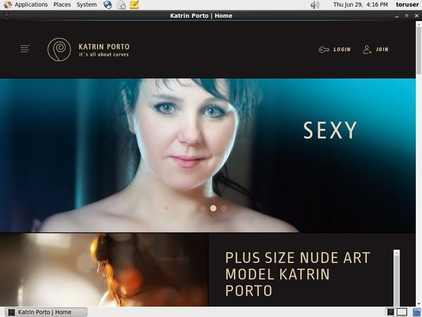 Acc Katrin Porto