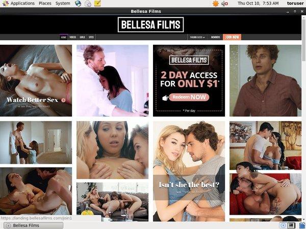 Bellesa Films Webcam