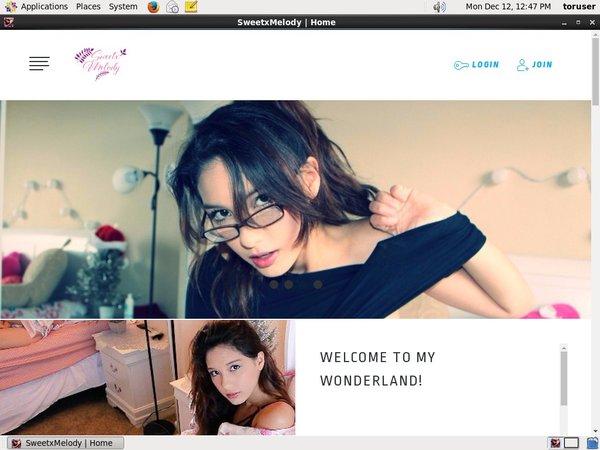 SweetxMelody Web Site